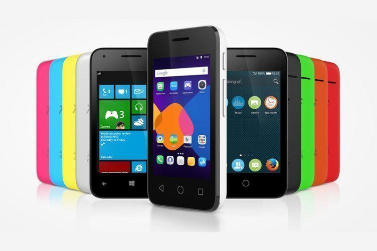 Alcatel Pixi 3: telefon s Androidem, Windows, nebo Firefox OS