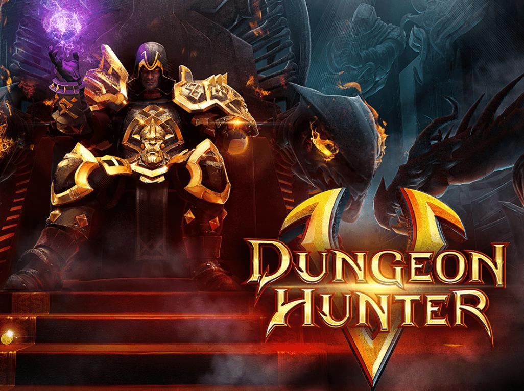 dungeon hunter hlavní