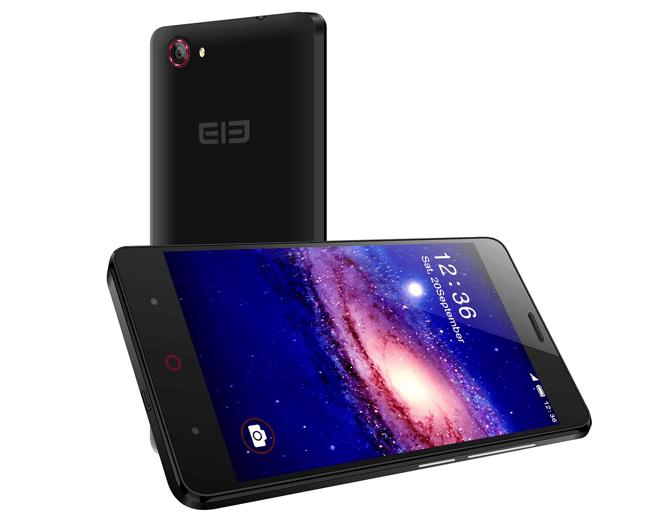 elephone g1 black