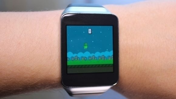 flappy bird android wear 2