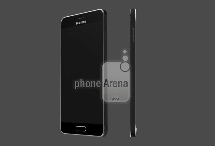 Samsung Galaxy S6 vlajkové lodě roku 2015