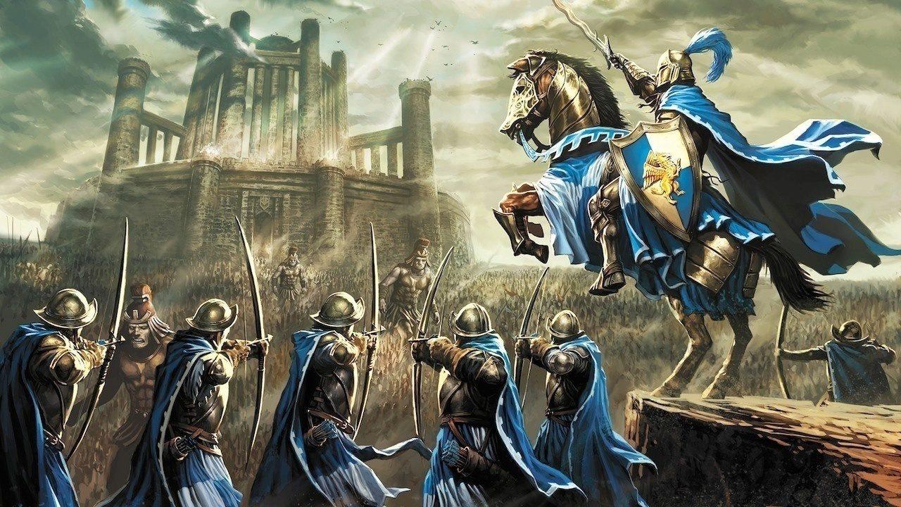 Heroes of might and magic андроид 15.04.2019