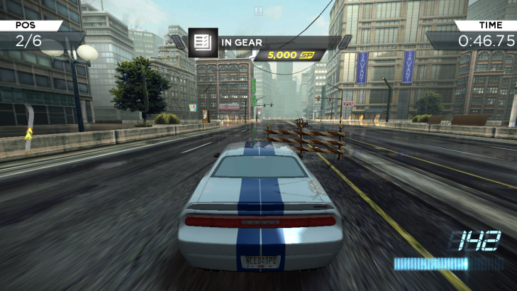 honor 3c need for speed most wanted