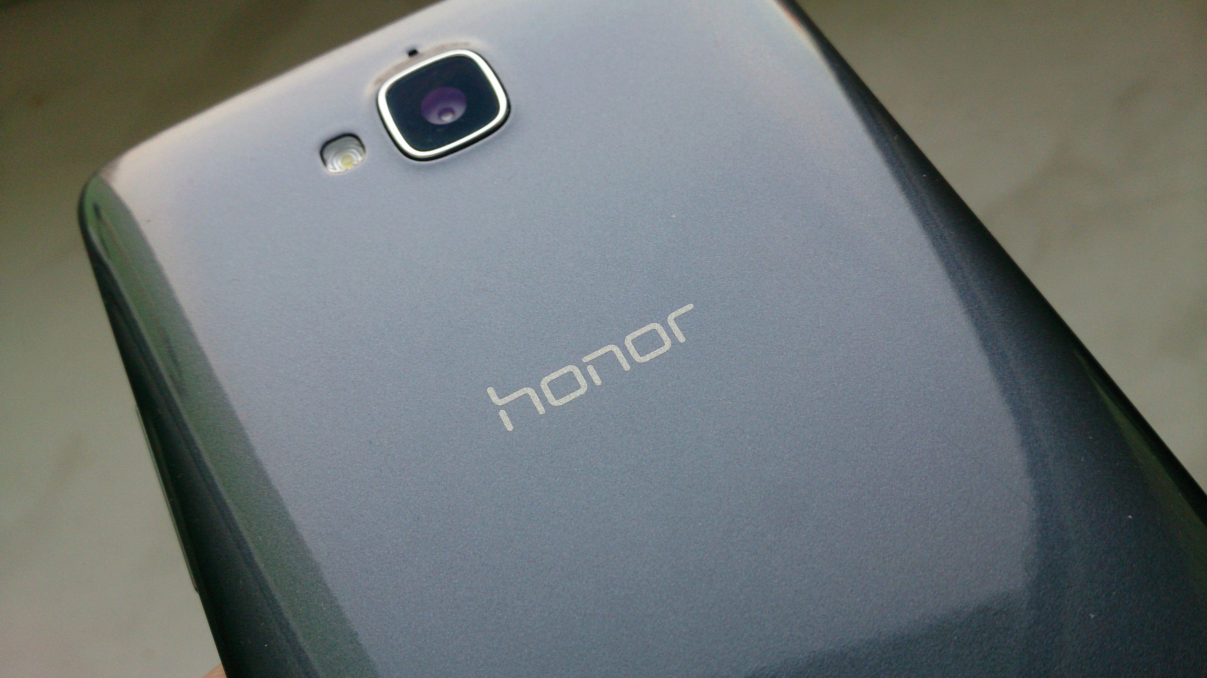 honor 3c záda telefonu náhledový obrázek