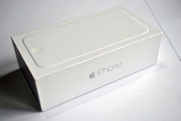 iPhone 6 obsah balení 1