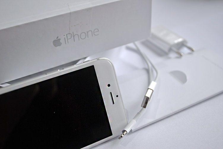 iPhone 6 obsah balení 2