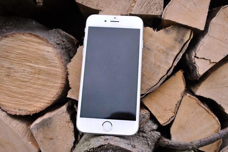 iPhone 6 přední strana 1