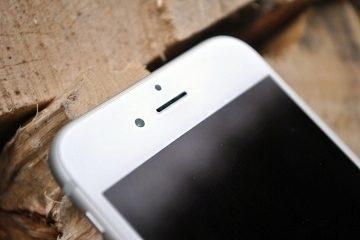 iPhone 6 přední strana 3