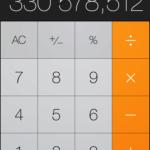 iPhone 6 prostředí iOS 11