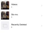 iPhone 6 prostředí iOS 4