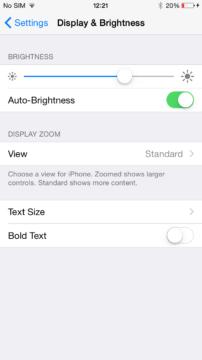 iPhone 6 ukázka prostředí 11