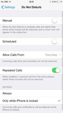 iPhone 6 ukázka prostředí 13
