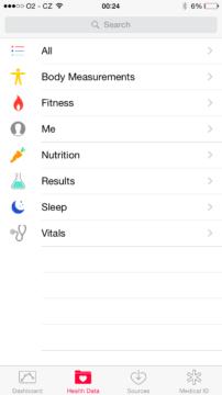 iPhone 6 ukázka prostředí 15
