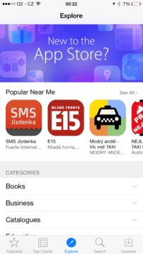 iPhone 6 ukázka prostředí 19