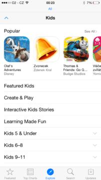 iPhone 6 ukázka prostředí 21