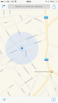 iPhone 6 ukázka prostředí 31