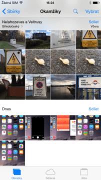 iPhone 6 ukázka prostředí 36