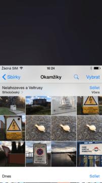 iPhone 6 ukázka prostředí 37