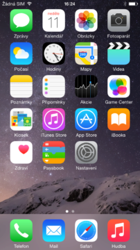 iPhone 6 ukázka prostředí 38