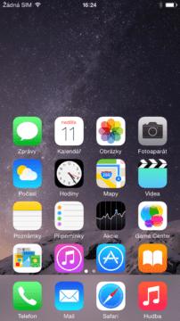 iPhone 6 ukázka prostředí 39