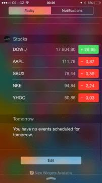 iPhone 6 ukázka prostředí 4