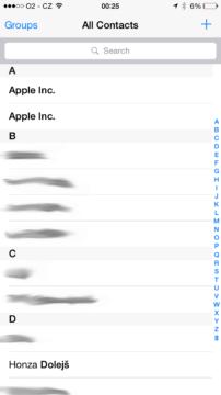 iPhone 6 ukázka prostředí 41