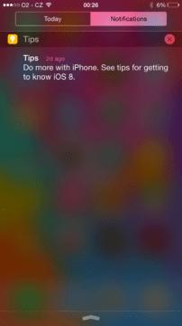 iPhone 6 ukázka prostředí 5