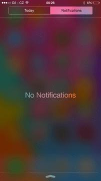 iPhone 6 ukázka prostředí 6