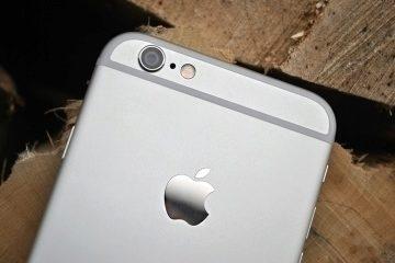 iPhone 6 zadní strana 2