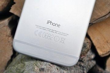 iPhone 6 zadní strana 3