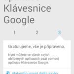 Klávesnice Google