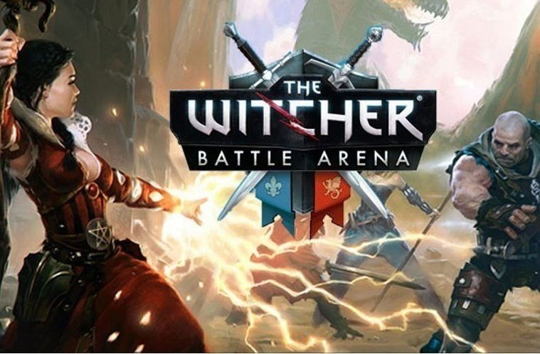The Witcher Battle Arena titul