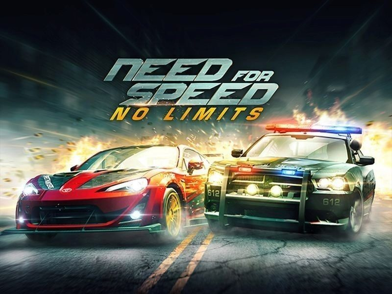 need for speed no limits hlavni