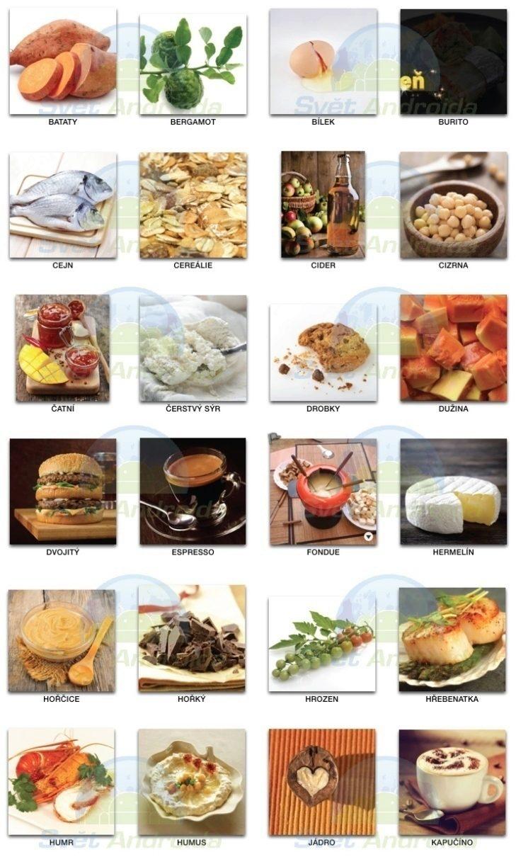 pixwords_jídlo 0