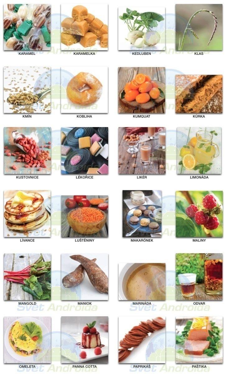 pixwords_jídlo 1
