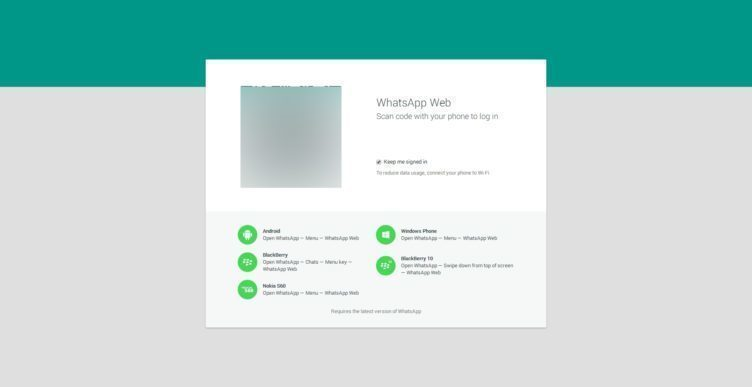 QR kód, který oskenujete aplikací