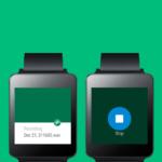 Podpora elektroniky se systémem Android Wear