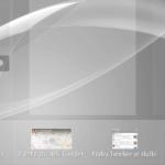 Vytažení widgetu na plochu