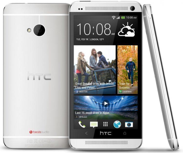 HTC One M7 dostává v Evropě update na Android 5.0.2 Lollipop