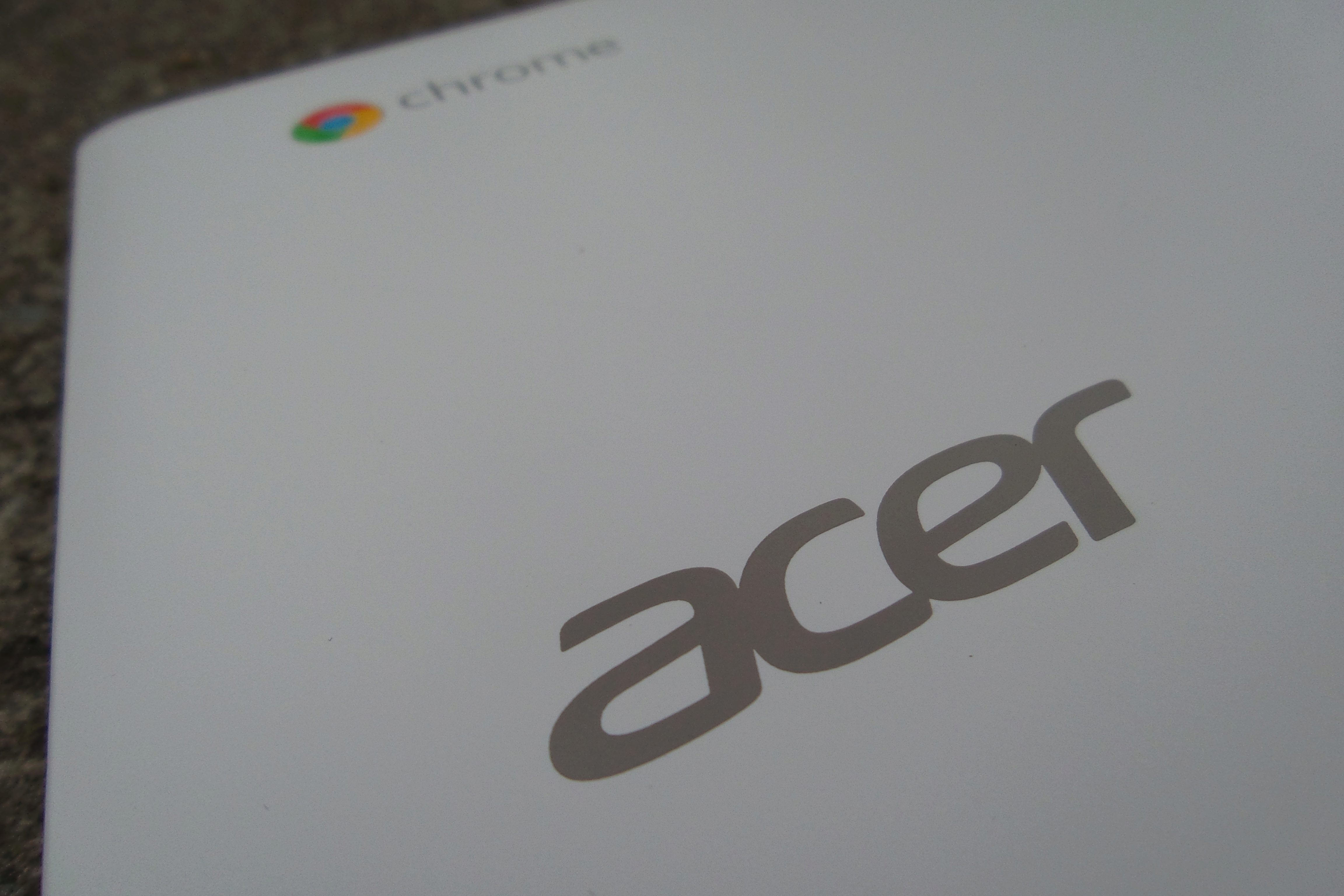 Acer Chromebook 13 Acer logo