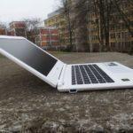 Acer Chromebook 13 otevřený levá