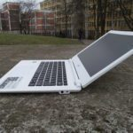 Acer Chromebook 13 otevřený pravá