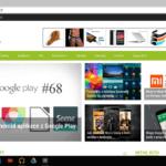 ChromeOS Internetový prohlížeč