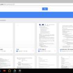 ChromeOS dokumenty