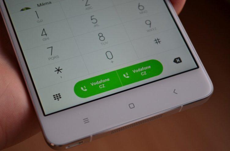 Kontakty T9 Android začátky s androidem