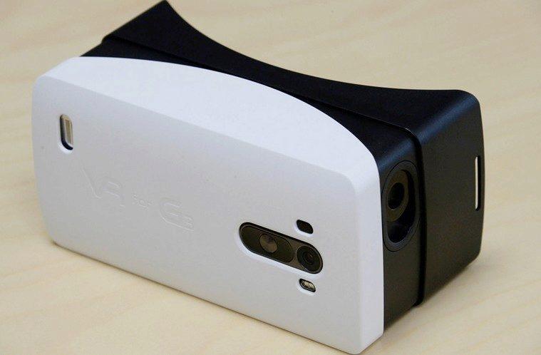 LG virtuální brýle 2