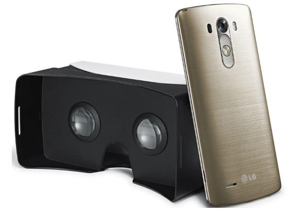 LG virtuální brýle