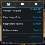 Samsung Galaxy S3 Neo – aplikace fotoaparát (4)