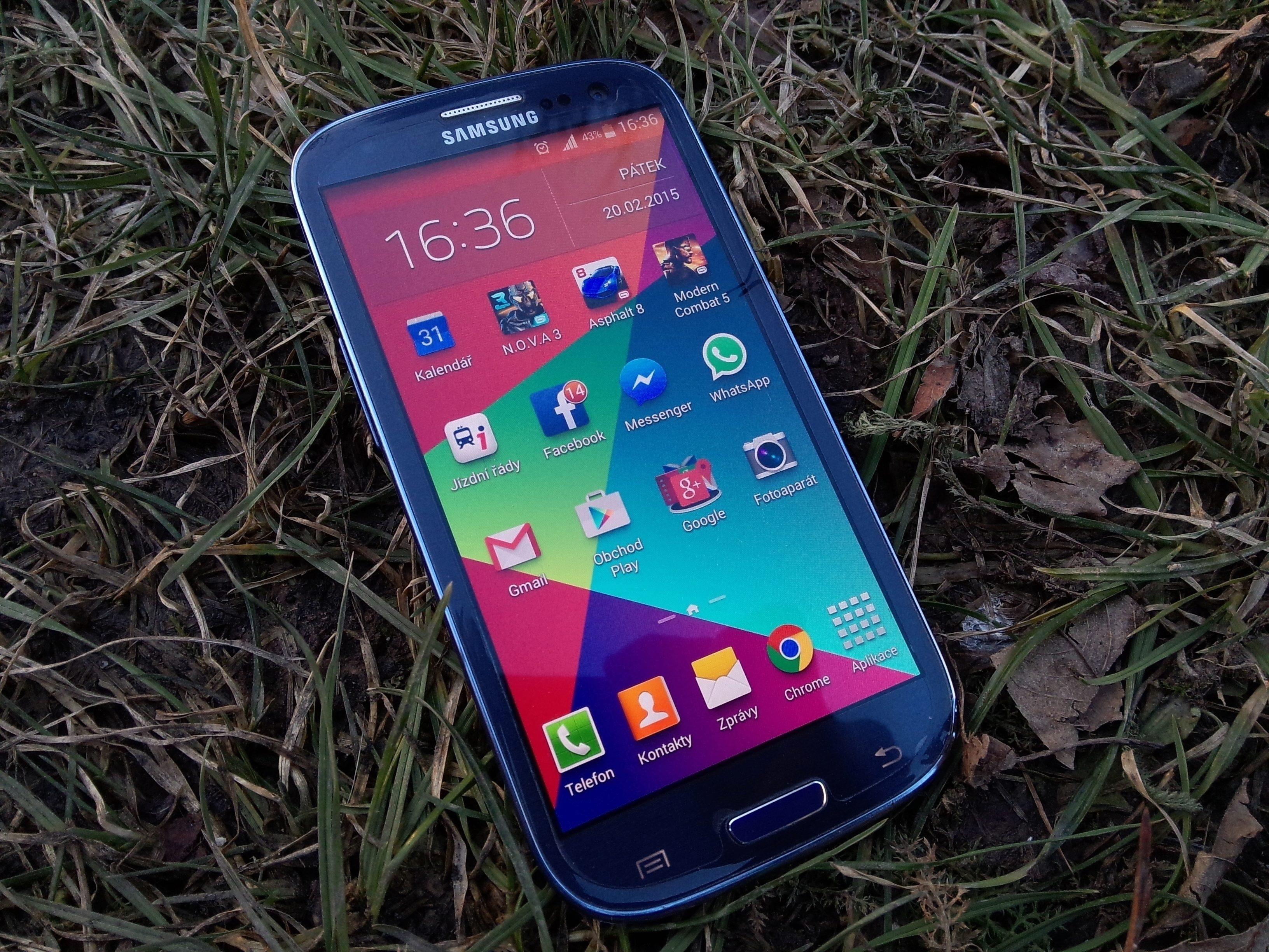 Samsung Galaxy S3 Neo – hlavní obrázek