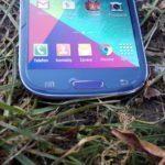 Samsung galaxy s3 neo – senzorová tlačítka, hardwarové tlačíko Domů